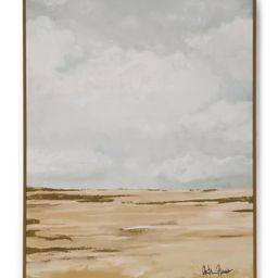 22x28 Prairie Abstract Wall Art   TJ Maxx