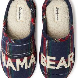 Dearfoams Women's Mama Bear Slipper | Amazon (US)