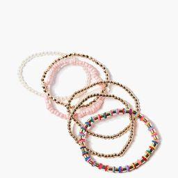 Beaded Bracelet Set | Forever 21 (US)