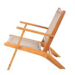 Vega Natural Stain Outdoor Patio Chair - Balkene Home | Target