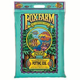 Foxfarm FX14053 Ocean Forest Organic Garden Potting Soil Mix 12 Quarts, 11.9 Lbs - Walmart.com | Walmart (US)
