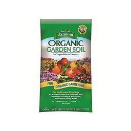 Espoma Organic Garden Soil 1 cu ft - Walmart.com | Walmart (US)