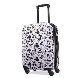 American Tourister Disney's Minnie Mouse Minnie Loves Mickey Hardside Spinner Luggage, Multicolor, 2 | Kohl's