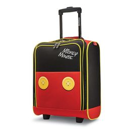 American Tourister Disney's Mickey Mouse 17-Inch Underseater Softside Wheeled Luggage, Multicolor | Kohl's