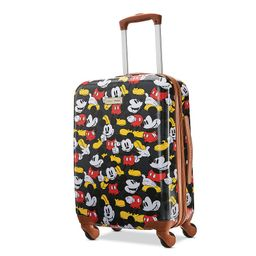 American Tourister Disney's Mickey Mouse Hardside Spinner Luggage, Multicolor, 21 Carryon | Kohl's