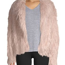 Harika Faux Fur jacket   Saks Fifth Avenue OFF 5TH