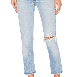 Levis High Rise Ankle Crop | Revolve Clothing (Global)