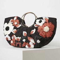 Edita Floral Tote Bag   Anthropologie (US)