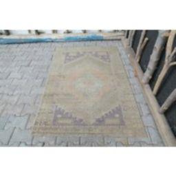 3.3x5.3 Ft, Boho Decor, Turkish Rug, Oushak Vintage Wool Area Handmade Farmhouse Decor, Turkey Carpe   Etsy (US)
