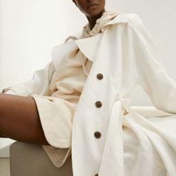 Oversized Trenchcoat | H&M (US)