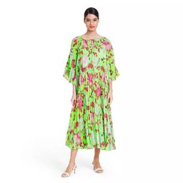 Floral Pleated Dress - Christopher John Rogers for Target Green | Target