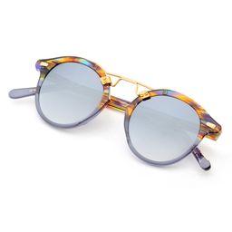 ST. LOUIS MIRRORED | KREWE Eyewear