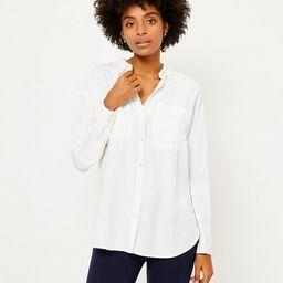 Tunic Shirt   LOFT