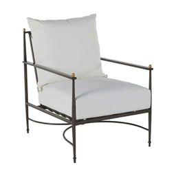 Roma Patio Chair with Sunbrella Cushions   Wayfair North America
