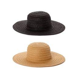 Time and Tru 2pk Ladies Floppy Hats | Walmart (US)