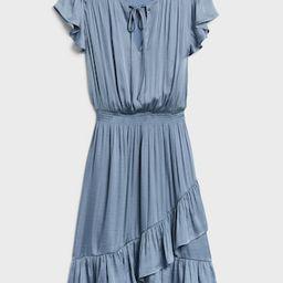 Soft Satin Dress   Banana Republic (US)