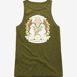 Avatar: The Last Airbender Iroh Quote Women's Tank Top - BoxLunch Exclusive   BoxLunch