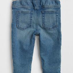 Baby Pull-On Slim Jeans | Gap (US)