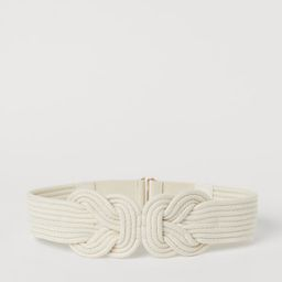 Rope waist belt   H&M (UK, IE, MY, IN, SG, PH, TW, HK, KR)