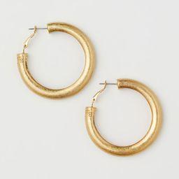 Earrings   H&M (UK, IE, MY, IN, SG, PH, TW, HK, KR)