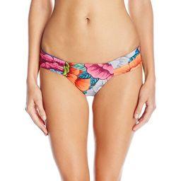 Mara Hoffman Side Ruched Bikini Bottoms | Walmart (US)