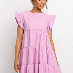 Amarah Dress - Lilac   Petal & Pup (US)