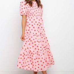 Gasal Dress - Pink   Petal & Pup (US)