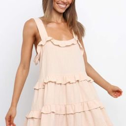 Nolder Dress - Beige   Petal & Pup (US)