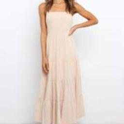 Aquia Dress - Beige   Petal & Pup (US)
