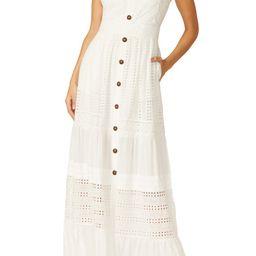 Janella Eyelet Maxi Dress   Nordstrom