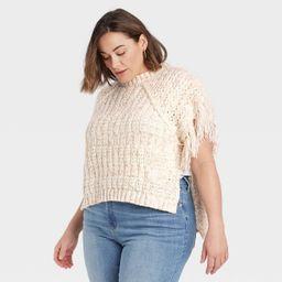 Target/Women/Women's Clothing/Coats & JacketsWomen's Knit Poncho - Universal Thread™ Heather... | Target