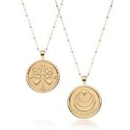 FOREVER JW Original Pendant Coin | Jane Win