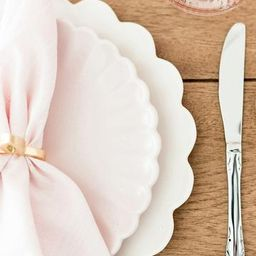 Petal Dinner Plates, Set of 4 | Rachel Parcell