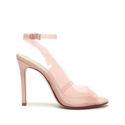Eryka Vinyl & Leather Sandal | Schutz Shoes (US)