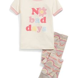 Unisex Printed Pajama Set for Toddler & Baby   Old Navy (US)