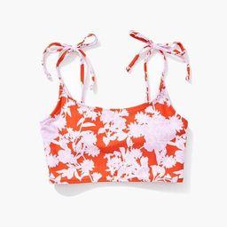 Floral Bralette Bikini Top   Forever 21 (US)