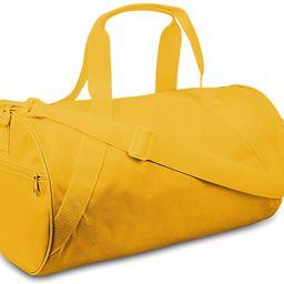 Liberty Bags 8805 Barrel Duffel (Golden Yellow)   Amazon (US)