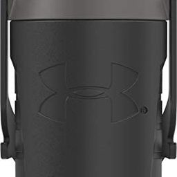 Under Armour 64 Ounce Foam Insulated Hydration Bottle, Black   Amazon (US)