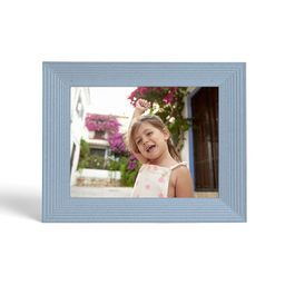 Aura Frames 9-Inch Mason Digital Photo Frame, Blue | Kohl's