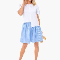 Blue Stripe Roxy Dress | Tuckernuck (US)