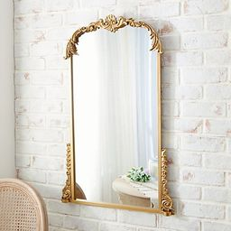 """Home Reflections 36"""" Vintage Inspired Mirror 