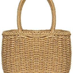 straw bag   Amazon (US)