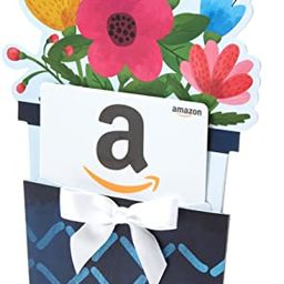 Amazon.com Gift Card for Any Amount in a Flower Pot Reveal (Classic White Card Design) | Amazon (US)