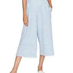 Cropped Striped Lur Emani Pull-On Matching Pants | Dillards