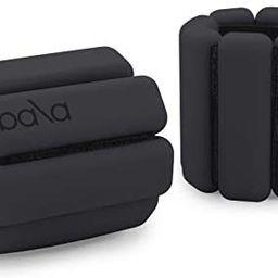 Bala Bangles - Set of 2 (1lb Each) | Adjustable Wearable Wrist & Ankle Weights | Yoga, Dance, Bar... | Amazon (US)