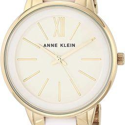 Anne Klein Women's Resin Bracelet Watch | Amazon (US)