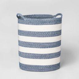Coiled Rope Stripe Basket - Pillowfort™ | Target