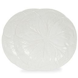 Cabbage Dinner Plates, Set of 2 | Dillards