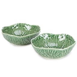 Easter Collection Cabbage Cereal Bowls, Set of 2   Dillards