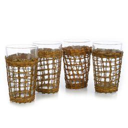 Bali Highball Glasses, Set of 4   Dillards